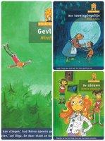 VillA Alfabet Oranje serie 6, 3 delen