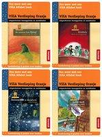 VillA Verdieping Oranje serie 1 (4 katerns)