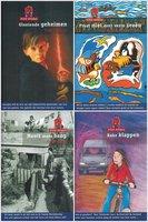 VillA Alfabet Rood serie 1, 4 delen
