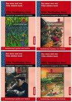VillA Verdieping Rood serie 4 (set 4 katerns)