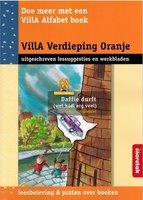 VillA Verdieping Oranje - Daffie durft (wel héél erg veel)