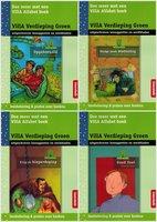 VillA Verdieping Groen serie 4 (set 4 katerns)