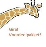 Voordeelpakket Giraf