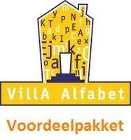 Voordeelpakket VillA Alfabet Oranje