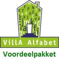 Voordeelpakket VillA Alfabet Groen