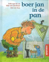 boer jan in de pan