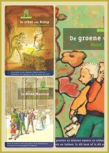 VillA Groen 2, 3 delen