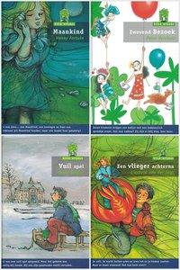 VillA Alfabet Groen serie 3, 4 delen