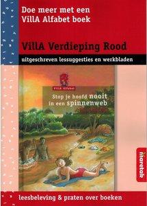 VillA Verdieping Rood - Stop je hoofd nooit in een spinnenweb