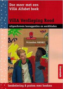 VillA Verdieping Rood - Vrienden 4ever