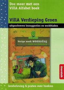 VillA Verdieping Groen - Vorige week woensdag