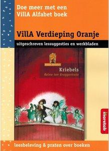 VillA Verdieping Oranje - Kriebels