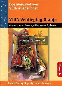VillA Verdieping Oranje - Prinsesje Zonnekind