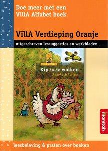 VillA Verdieping Oranje - Kip in de wolken
