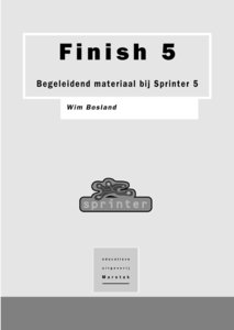 Finish 5