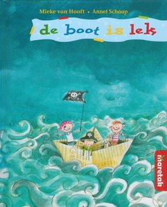 de boot is lek - Maretak