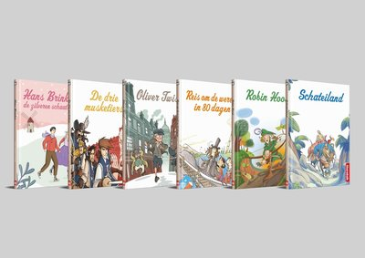 Best Books Forever, set 6 delen