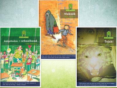 VillA Alfabet Groen serie 5, 3 delen